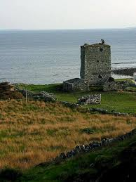 Renvyle Castle, Galway   www.publicdomain.net