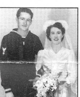 Marriage of Rose Ellen and Dil Sydney 1944 | Masterson family