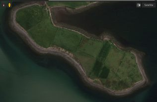 McLoughlin's Stripe at Point in Rostrunk off Roigh | Google Map
