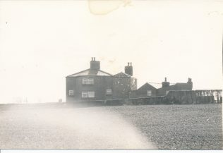 Round House. Clives Hill. | McGing Family Collection.