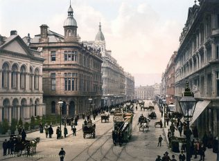 Royal Avenue, Belfast | commons.wikimedia.org