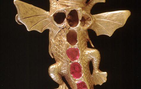 The Salamander Pendant