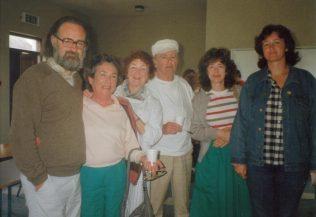 Scoil Acla Writers' Workshop Group, 1989