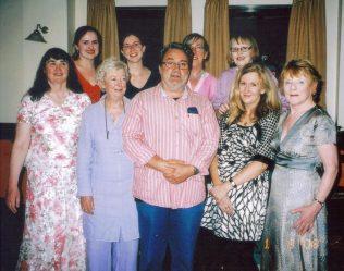 Scoil Acla Writers' Workshop Group, 2008