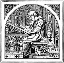 Scribe. | commons.wikimedia.org