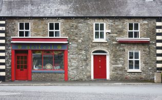 Shop - Meithil - Example of stonework windows and door | Dunlavin Tidy Towns
