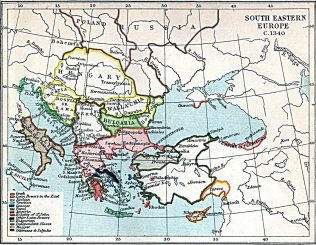 Map of Eastern Europe | commons.wikimedia.org
