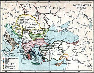 Map of Eastern Europe | commons.wikimedia.org