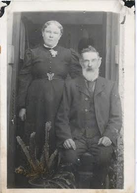 Hugh Moran and Bridget McLoughlin | Moran Family Chicago