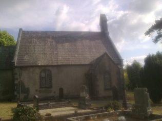 St. Thomas's Church Knappagh. | Author's Personal Photo