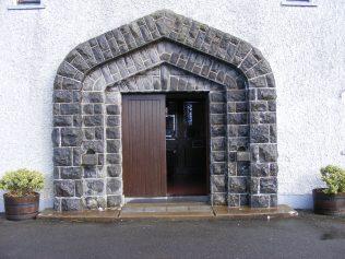 Triple Arch Myna Church Kilmeena-built by Joe Mcloughlin | Sean Cadden
