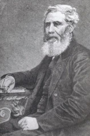 The Rev. Edward Nangle