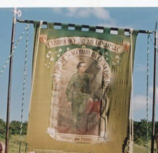 Banner of Tiernaur IRA company   Jim O Donnell