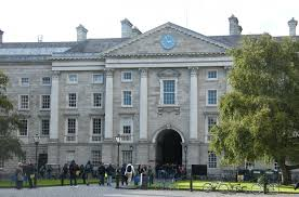 Trinity College Dublin | commons.wikimedia.org