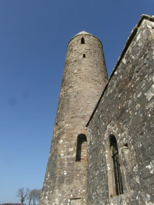 Turlough round tower would have been a familiar sight to Richard but the church beside it post-dates his life | Yvonne McDermott