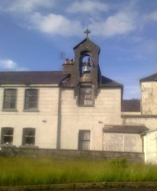 Westport Convent with Bell | Author's Personal Photo
