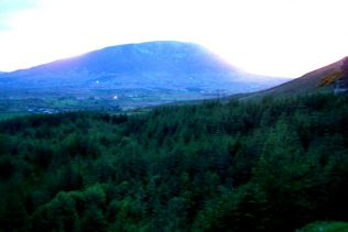 The Windy Gap with Nephin in the Background   Author Personal Collection