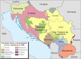Yugoslavia Map | commons.wikimedia.org