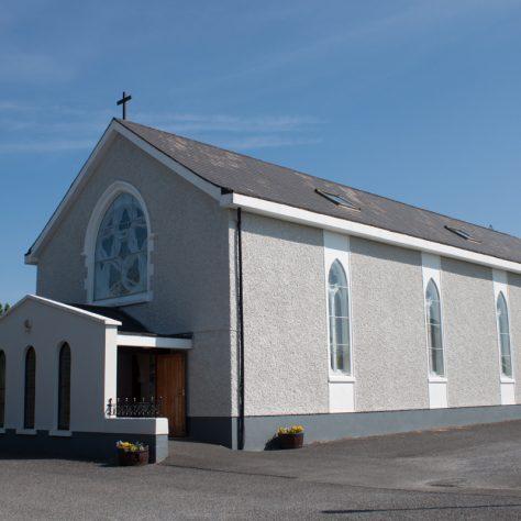 Roevehagh Church | Catherine O'Dowd