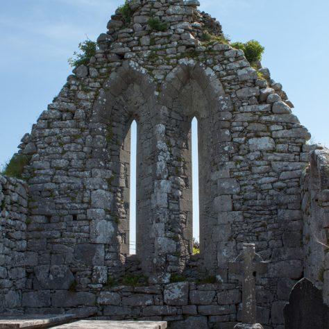 Interior of Killeely Church | Catherine O'Dowd
