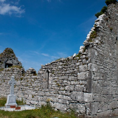 Exterior of Killeely Church | Catherine O'Dowd