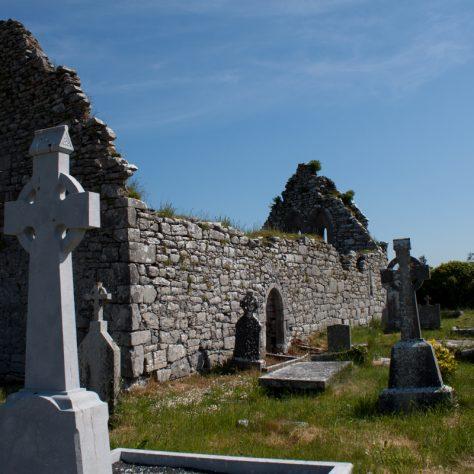 Killeely Church | Catherine O'Dowd