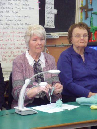 My 2 Grannies!