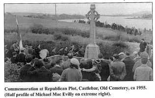 1955 Commemoration | Courtesy of Michael Mac Evilly