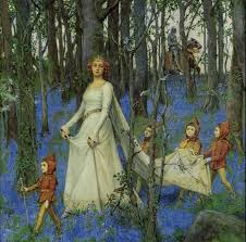 The Fairy Wood, 1903. | www.wikipedia commons