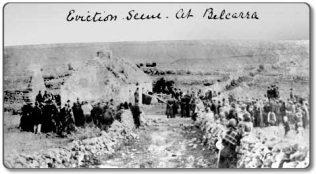 Further view of Belcarra Eviction | https://www.museumsofmayo.com/belcarra1.htm