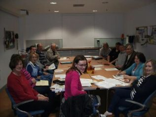 Metting of the Mayo Genealogy Group | Dympna Joyce