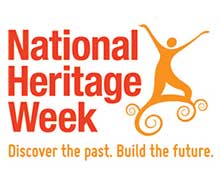 Heritage Week in Dublin City Libraries - FREE Heritage events