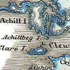 Achill Literary Heritage Trail Map