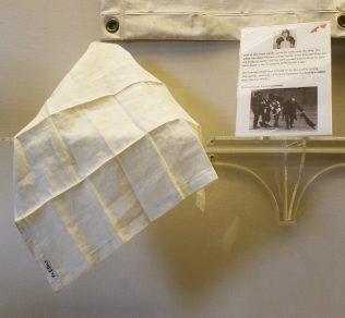 Object No. 97 Bloody Sunday handkerchief, 1972 | Museum of Free Derry