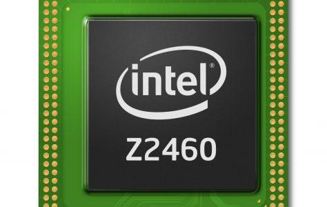 Intel Microprocessor - Objective Irony