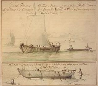 17th Century Sketches | Captain Phillips