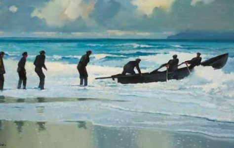 History of The Irish Currach