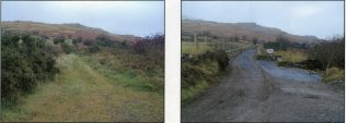 Before and After Roadworks | Michael Philbin