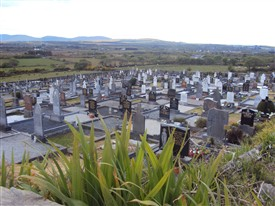 Recording of the Graveyards in Kilgeever Parish
