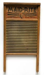old scrub board 1797