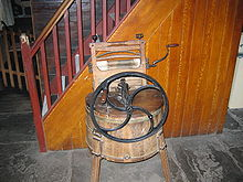 rotary washing machine 1862 | wikipedia.org