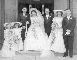 Weddings 100 years ago | Alechtron.com