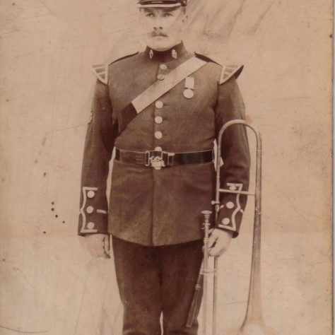 Robert Samuel Hadden RIC