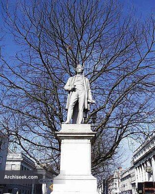 Sir John Gray, Statue on O'Connell Street, Dublin | https://en.wikipedia.org/wiki/John_Gray_(Irish_politician)