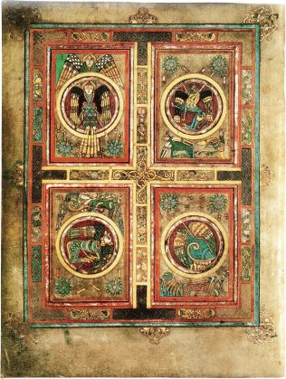 Object No. 28 Book of Kells, c800. | Trinity College Library